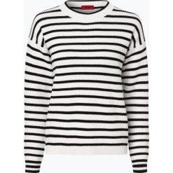 Swetry klasyczne damskie: HUGO - Sweter damski – Saliara, beżowy