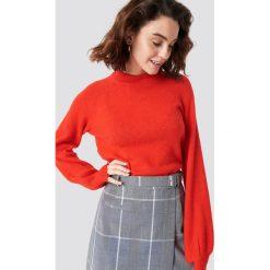 Swetry klasyczne damskie: Moves Sweter Savea - Red
