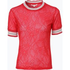 Review - T-shirt damski, czerwony. Czerwone t-shirty damskie Review, m, w koronkowe wzory, z koronki. Za 99,95 zł.