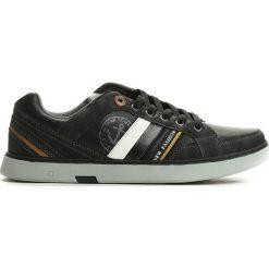 Czarno-Brązowe Buty Sportowe Gallow. Brązowe buty skate męskie Born2be, z materiału, na sznurówki. Za 89,99 zł.