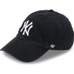 Czapka z daszkiem 47 BRAND - Mlb New Yankess B-RGW17GWS-BKD Czarny. Czarne czapki z daszkiem damskie 47 Brand, z bawełny. Za 99,00 zł.