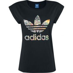 T-shirty damskie: Adidas Jardim A Tee Koszulka damska czarny