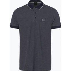 BOSS Athleisurewear - Męska koszulka polo – Paddy 2, niebieski. Niebieskie koszulki polo marki OLYMP SIGNATURE, m, paisley. Za 429,95 zł.