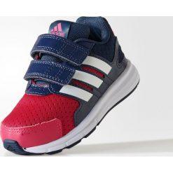 Buciki niemowlęce chłopięce: Adidas Buty dziecięce LK Sport CF I różowo-granatowe r. 25 (B23851)