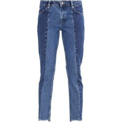 Marc O'Polo DENIM ALVA CROPPED Jeansy Slim Fit dark blue. Niebieskie jeansy damskie Marc O'Polo DENIM. W wyprzedaży za 369,85 zł.