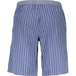 Piżamy męskie: Spodnie piżamowe w kolorze niebieskim