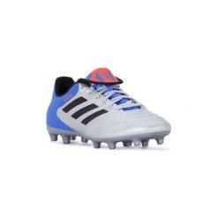 Buty do piłki nożnej adidas  COPA 18.3 FG. Czarne halówki męskie marki Adidas, do piłki nożnej. Za 288,28 zł.