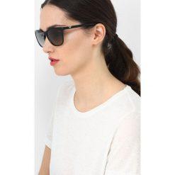 Emporio Armani Okulary przeciwsłoneczne grey gradient. Szare okulary przeciwsłoneczne damskie lenonki Emporio Armani. Za 529,00 zł.