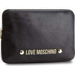 Torebka LOVE MOSCHINO - JC5323PP06KU0000  Nero. Czarne torebki klasyczne damskie Love Moschino, ze skóry ekologicznej. Za 479,00 zł.