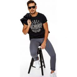 T-shirty męskie z nadrukiem: T-SHIRT MĘSKI Z NADRUKIEM