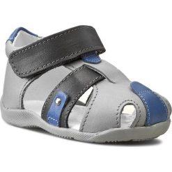 Sandały KORNECKI - 03143  N/J. Popi/S. Szare sandały męskie skórzane marki Kornecki. Za 119,00 zł.
