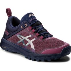 Buty ASICS - Gecko Xt T876N Baton Rouge/Indigo Blue/Begonia Pink 3249. Fioletowe buty do biegania damskie Asics, z gumy. W wyprzedaży za 349,00 zł.