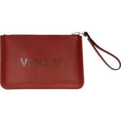 Torebka - A-2992-M V RO. Szare torebki klasyczne damskie Venezia, ze skóry. Za 119,00 zł.
