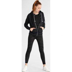 Bluzy damskie: Reebok EL MARBLE Bluza rozpinana black