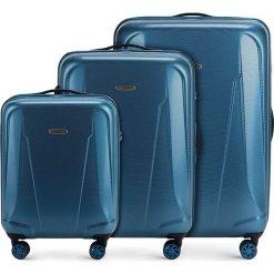 Walizki: 56-3P-99S-95 Zestaw walizek