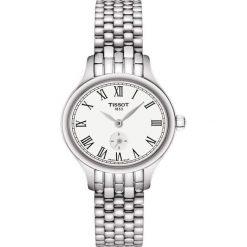 RABAT ZEGAREK TISSOT Bella Ora Small Lady T103.110.11.033.00. Białe zegarki damskie TISSOT, ze stali. W wyprzedaży za 1452,00 zł.