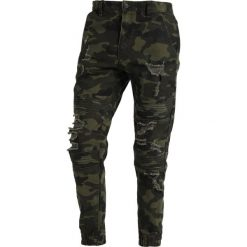Jeansy męskie regular: Cayler & Sons MOTO PANTS Jeansy Relaxed Fit washed woodland