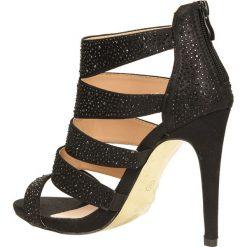 SANDAŁY CASU 3510-1. Czarne sandały damskie marki Casu. Za 54,99 zł.