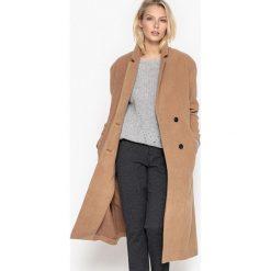 Płaszcze damskie: Luźny płaszcz męski