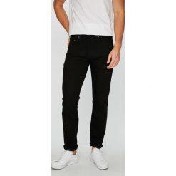 Levi's - Jeansy 502. Brązowe jeansy męskie regular Levi's®. Za 369,90 zł.