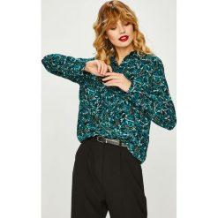 Medicine - Koszula Basic. Szare koszule damskie marki MEDICINE, l, z tkaniny, casualowe, z klasycznym kołnierzykiem, z długim rękawem. Za 79,90 zł.