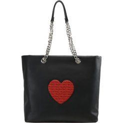 Valentino by Mario Valentino SUMMER LOVE Torba na zakupy nero/multicoloured. Szare shopper bag damskie marki Valentino by Mario Valentino. W wyprzedaży za 367,20 zł.