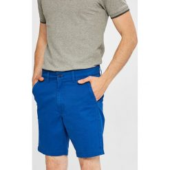 Lee - Szorty Slim Chino. Szare szorty męskie Lee, z bawełny, casualowe. W wyprzedaży za 179,90 zł.