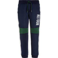 Jeansy dziewczęce: Retour Jeans STORM Spodnie treningowe indigo blue