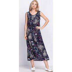 Odzież damska: Granatowa Sukienka This Is How We Do