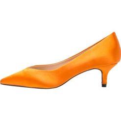 Czółenka: PARFOIS Czółenka orange