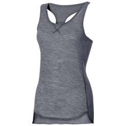 Odzież sportowa damska: Odlo Koszulka damska Singlet crew neck Revolution Light szara r. M