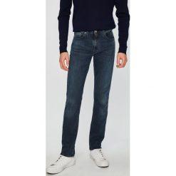 Levi's - Jeansy 511. Brązowe jeansy męskie slim Levi's®, z bawełny. Za 399,90 zł.
