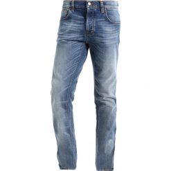 Nudie Jeans TILTED TOR Jeansy Slim Fit true cold blue. Czarne jeansy męskie relaxed fit marki Criminal Damage. W wyprzedaży za 347,40 zł.