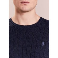 Kardigany męskie: Polo Ralph Lauren CABLE Sweter worth navy heather