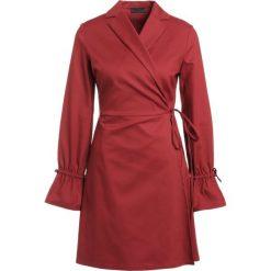 Sukienki hiszpanki: 2nd Day 2ND TIED Sukienka koszulowa chilli