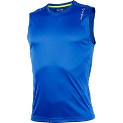T-shirty męskie: koszulka do biegania męska REEBOK RUNNING ESSENTIALS SLEEVELESS TEE / BK7270 – REEBOK RUNNING ESSENTIALS SLEEVELESS TEE
