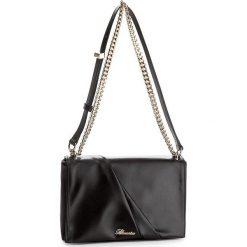 Torebka BLUMARINE - Elisabeth B10.002 Black 999. Czarne torebki klasyczne damskie marki Strategia. W wyprzedaży za 969,00 zł.