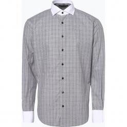 Finshley & Harding - Koszula męska, szary. Szare koszule męskie na spinki marki House, l, z bawełny. Za 149,95 zł.