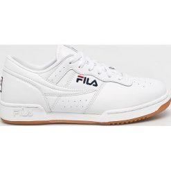 Fila - Buty Original Fitness. Szare buty fitness męskie Fila, z gumy, na sznurówki. W wyprzedaży za 299,90 zł.