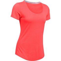 Bluzki damskie: Under Armour Koszulka damska Threadborne Streaker Short Sleeve czerwona r. S (1271517-963)