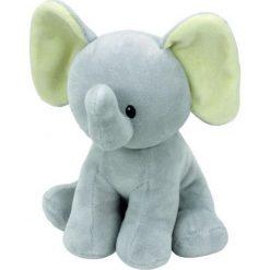 Maskotka Baby słoń Bubbles (253722). Szare przytulanki i maskotki marki TY. Za 22,99 zł.