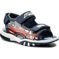 Sandały CARS - CP44-5128DCARS Granatowy. Czarne sandały męskie skórzane marki Cars. W wyprzedaży za 69,99 zł.