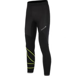 Bermudy męskie: spodnie do biegania męskie REEBOK ONE SERIES TIGHT / Z91142