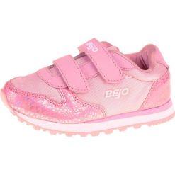 Buciki niemowlęce chłopięce: BEJO Buty Dziecięce Princess Kids Pink/Light Pink r. 27