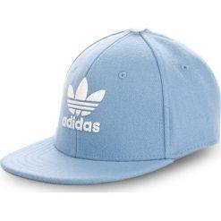 Czapki z daszkiem męskie: Czapka z daszkiem adidas - T H Snapback Ca CD6239 Ashblu/White