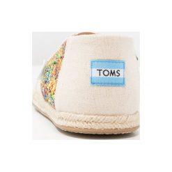 Tomsy damskie: TOMS ALPARGATA Espadryle natural/multicolor