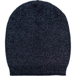 Czapka damska Ulice Paryża granatowa. Czarne czapki zimowe damskie Art of Polo. Za 42,47 zł.