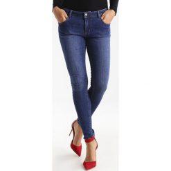 Monkee Genes MONROE Jeans Skinny Fit dark. Niebieskie jeansy damskie Monkee Genes. W wyprzedaży za 295,20 zł.
