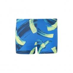 Kostiumy kąpielowe Dziecko adidas  Bokserki do pływania Parley. Niebieskie bielizna chłopięca Adidas. Za 119,00 zł.