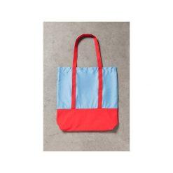 Oldschool Shopper Bag. Czerwone shopper bag damskie Freakstreet, z syntetyku. Za 118,15 zł.